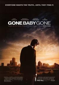 Gone Baby Gone - 43 x 62 Movie Poster - Bus Shelter Style A