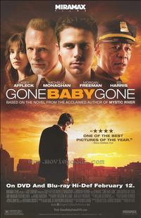 Gone Baby Gone - 43 x 62 Movie Poster - Bus Shelter Style B