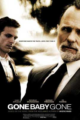 Gone Baby Gone - 27 x 40 Movie Poster - Style C