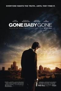 Gone Baby Gone - 43 x 62 Movie Poster - Bus Shelter Style C