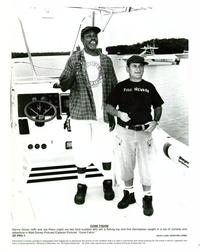 Gone Fishin' - 8 x 10 B&W Photo #1