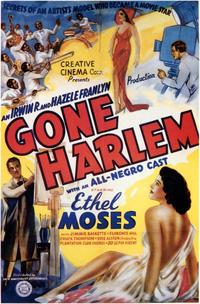 Gone Harlem - 43 x 62 Movie Poster - Bus Shelter Style A