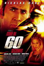 Gone in 60 Seconds - 27 x 40 Movie Poster - Style A