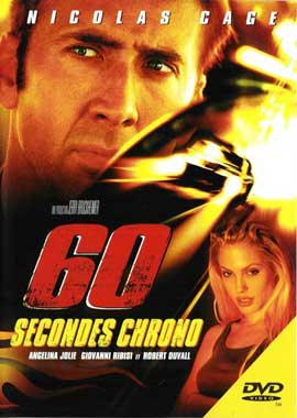 Gone in 60 Seconds - 11 x 17 Movie Poster - French Style A