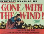 Gone with the Wind - 11 x 14 Poster - Style DD
