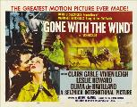 Gone with the Wind - 11 x 17 Movie Poster - Style X