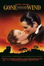 Gone with the Wind - 11 x 17 Poster - Style AG