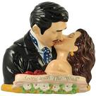 Gone with the Wind - Rhett and Scarlett Cookie Jar