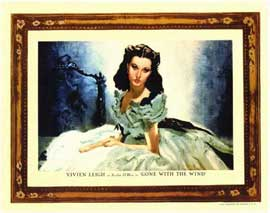 Gone with the Wind - 11 x 14 Movie Poster - Style A