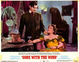 Gone with the Wind - 11 x 14 Movie Poster - Style L