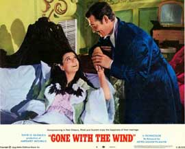 Gone with the Wind - 11 x 14 Movie Poster - Style M