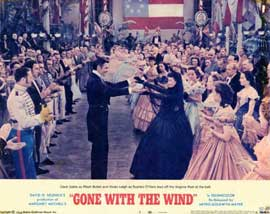 Gone with the Wind - 11 x 14 Movie Poster - Style S