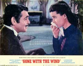 Gone with the Wind - 11 x 14 Movie Poster - Style U
