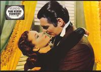 Gone with the Wind - 11 x 14 Poster German Style F