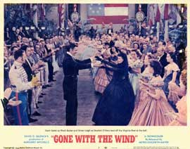 Gone with the Wind - 11 x 14 Movie Poster - Style X