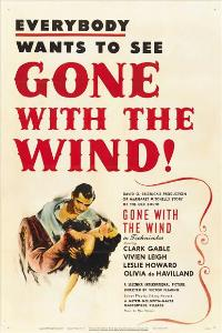 Gone with the Wind - 11 x 17 Movie Poster - Style Y