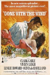 Gone with the Wind - 11 x 17 Poster - Style AF