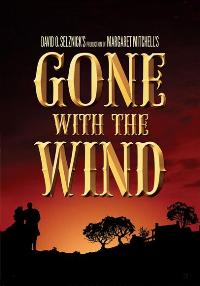 Gone with the Wind - 27 x 40 Movie Poster - Style O