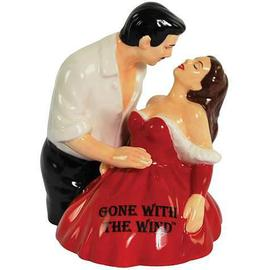Gone with the Wind - Rhett and Scarlett Salt & Pepper Shakers