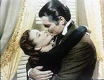Gone with the Wind - Gone With The Wind as Rhett butler Black and White