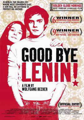 Good bye, Lenin! - 11 x 17 Movie Poster - Style A