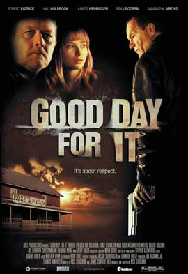 Good Day for It - 11 x 17 Movie Poster - Style A