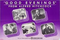 Good Evenings From Alfred Hitchcock - 11 x 17 Movie Poster - Style A