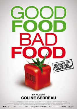 Good Food, Bad Food - 43 x 62 Movie Poster - German Style A