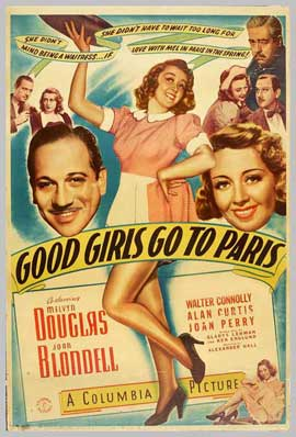 Good Girls Go to Paris - 27 x 40 Movie Poster - Style A