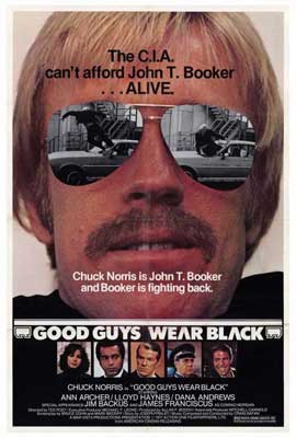 Good Guys Wear Black - 27 x 40 Movie Poster - Style A