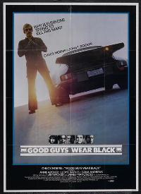 Good Guys Wear Black - 43 x 62 Movie Poster - Bus Shelter Style B