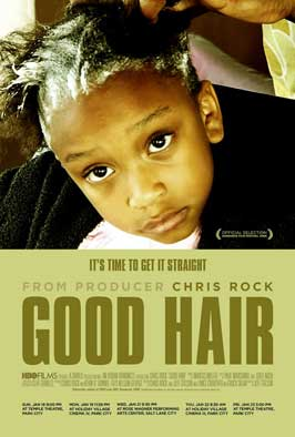 Good Hair - 11 x 17 Movie Poster - Style D