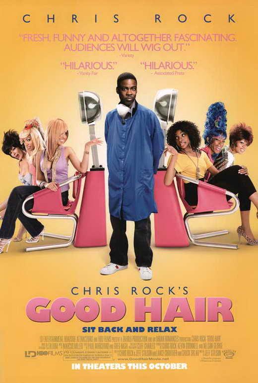 Good hair movie by chris rock