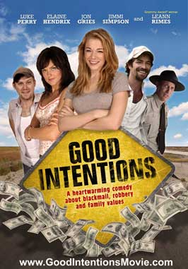 Good Intentions - 43 x 62 Movie Poster - Bus Shelter Style A