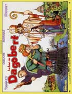 Good King Dagobert - 11 x 17 Movie Poster - French Style A