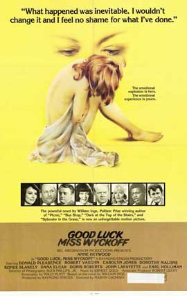 Good Luck Miss Wyckoff - 11 x 17 Movie Poster - Style A