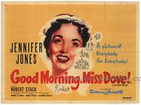 Good Morning Miss Dove - 27 x 40 Movie Poster - Foreign - Style A