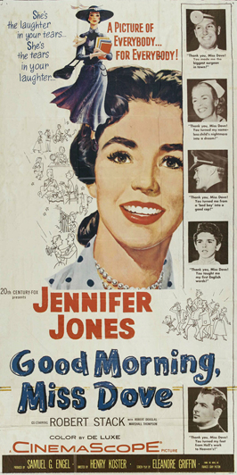 Good Morning Miss Dove - 20 x 40 Movie Poster - Style A