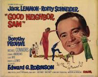Good Neighbor Sam - 11 x 14 Movie Poster - Style I