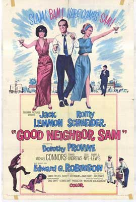 Good Neighbor Sam - 27 x 40 Movie Poster - Style A
