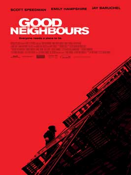 Good Neighbours - 11 x 17 Movie Poster - Style A