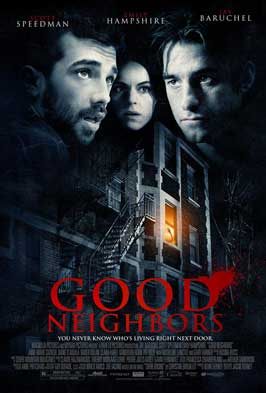 Good Neighbours - 11 x 17 Movie Poster - Style B