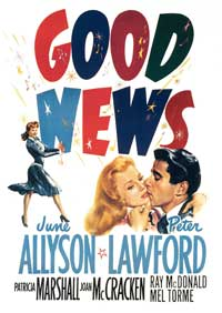 Good News - 43 x 62 Movie Poster - Bus Shelter Style B