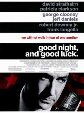 Good Night and Good Luck - 11 x 17 Movie Poster - Style A