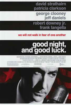 Good Night and Good Luck - 27 x 40 Movie Poster - Style A