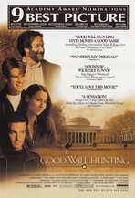 Good Will Hunting - 11 x 17 Movie Poster - Style C