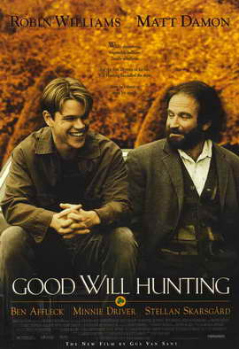 Good Will Hunting - 11 x 17 Movie Poster - Style A