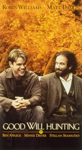 Good Will Hunting - 11 x 17 Movie Poster - Style D