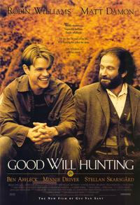 Good Will Hunting - 43 x 62 Movie Poster - Bus Shelter Style A