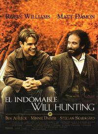 Good Will Hunting - 11 x 17 Movie Poster - Spanish Style A